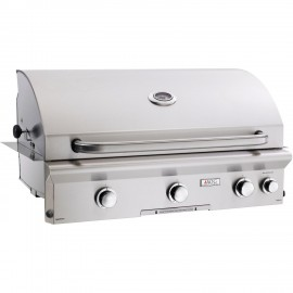 American Outdoor Grill L-Series 36-Inch Built-In Natural Gas Grill With Rotisserie