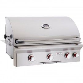 American Outdoor Grill T-Series 30-Inch Built-In Natural Gas Grill