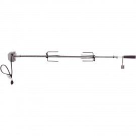Coyote Rotisserie Kit For S-Series 36-Inch Gas Grill