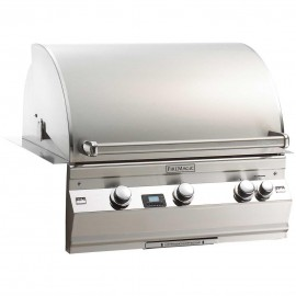 Fire Magic Aurora A660 Gas Built In Grill With One Infrared Burner And Rotisserie