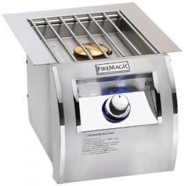Fire Magic Echelon Diamond Natural Gas Built-In Single Side Burner 32794-1