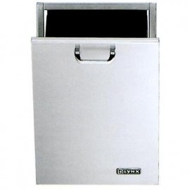Lynx 18 Inch Outdoor Trash Center L18TC