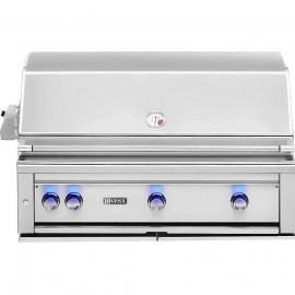 Lynx 42-Inch All Trident ProSear Built In Gas Grill With Rotisserie