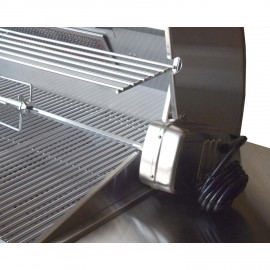 Rotisserie Motor and Warming Rack