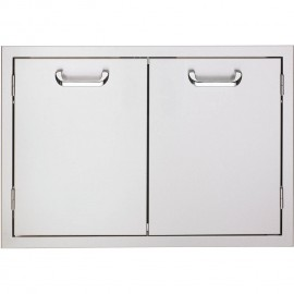 Sedona by Lynx 30 Inch LDR530 Stainless Steel Double Access Doors