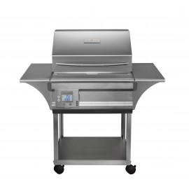Memphis Grills Advantage 26-Inch Wood Pellet Grill On Cart - 430 SS Alloy