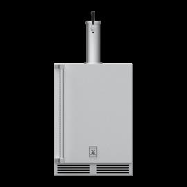 Hestan 24-Inch Single Faucet Beer Dispenser