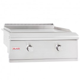 Blaze 30-Inch Built-in Gas Griddle BLZ-GRIDDLE