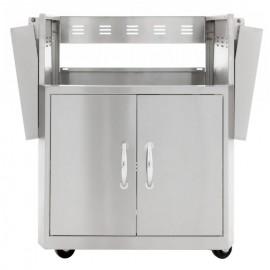 Blaze 27-Inch 2 Burner Professional Grill Cart (Cart Only) BLZ-2PRO-CART