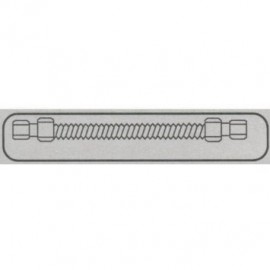 Fire Magic 78x60 Inch Stainless Flex Connector