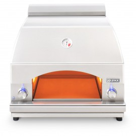 Lynx Napoli 30-Inch Counter Top_Built-In Pizza Oven - Front View