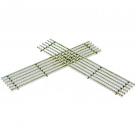 Small Grate Kit for Pro Cart, Pro Built-in, Advantage, Select (2 grates)