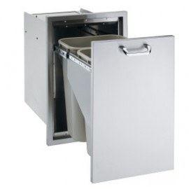 Lynx Trash & Recycle Bin - Professional L20TR