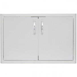 Blaze 25-Inch Double Access Door BLZ-AD25-R