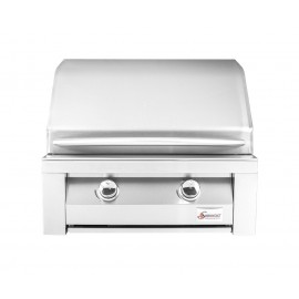 Summerset Builder 32-Inch 2-Burner Built-In Gas Grill