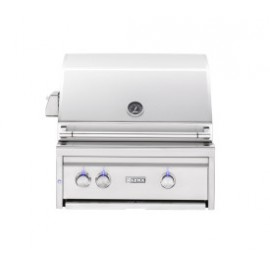 Lynx 27-Inch Built-In Gas Grill With Rotisserie L27R-3