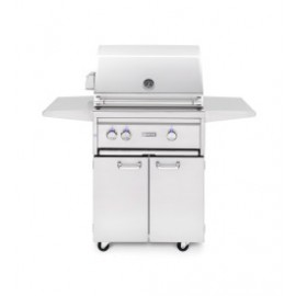 Lynx 27-Inch Freestanding Grill - 1 Trident™ w/ Rotisserie L27TRF
