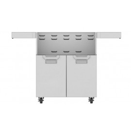 Aspire by Hestan 30-Inch Double Door Cart (Cart Only) HS-ECD30