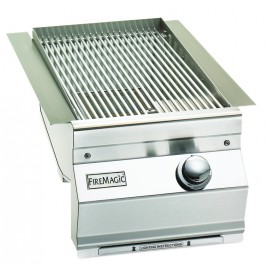 Fire Magic Aurora Built-In Single Searing Station Side Burner 3287L-1