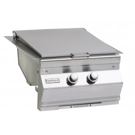Fire Magic Aurora Built-In Double Searing Station Side Burner 3288L-1