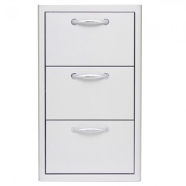 Blaze 16-Inch Triple Access Drawer BLZ-DRW3-R