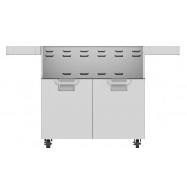 Aspire by Hestan 36-Inch Double Door Cart (Cart Only) HS-ECD36