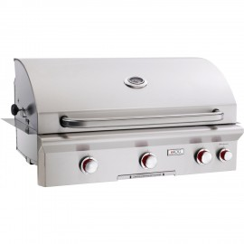 AOG American Outdoor Grill T-Series 36-Inch Built-In Gas Grill With Rotisserie 36NBT