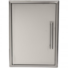 Coyote 16-Inch Left-Hinged Single Access Door - Vertical CSA2014