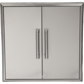 Coyote 31-Inch Double Access Door CDA2431