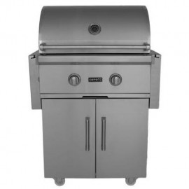 Coyote C-Series 28-Inch 2-Burner Grill with Cart C1C28-FS