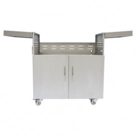 Coyote Grill Cart For S-Series/C-Series 36-Inch Gas Grill C1S36CT