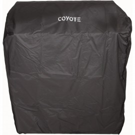 Coyote Grill Cover For S-Series/C-Series 42-Inch Gas Grill Plus Cart CCVR42-CT