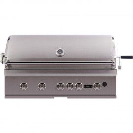 Coyote S-Series 42-Inch Built-In Gas Grill C1SL42
