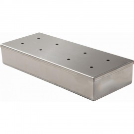coyote stainless steel smoker box csbx - Coyote Grills