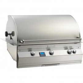 Fire Magic Aurora A790i 36-Inch Built-In Gas Grill With Backburner & Rotisserie A790i-6