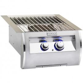 Fire Magic Echelon Diamond Natural Gas Built-In Power Burner 19-4B-0