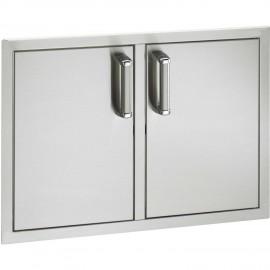 Fire Magic Premium Flush 30 X 20-Inch Double Access Door 53930SC
