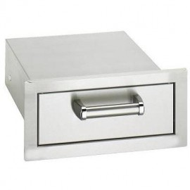 Fire Magic Premium Flush 14-Inch Single Access Drawer 53801SC