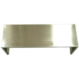 Lynx 12-Inch Duct Cover For 60-Inch Vent Hood LOH1260