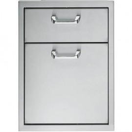 Lynx Ventana 16-Inch Double Drawer LDW16-4