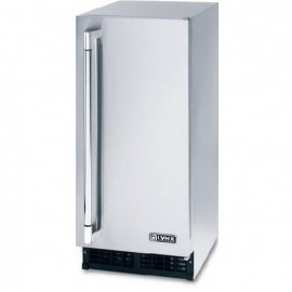 DWO Lynx Professional 15-Inch Stainless Steel Outdoor Ice Machine