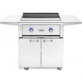 Lynx Asado 30-Inch Gas Grill On Cart L30AGF