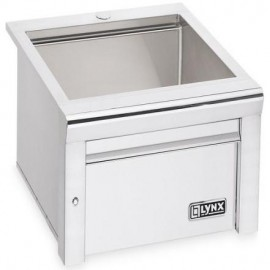 Lynx Professional 18-Inch Stainless Steel Sink LSK18