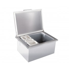 Summerset Large Ice Chest with 40lb Ice Capacity SSIC-28
