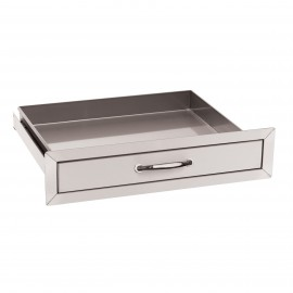 North American 26-Inch Stainless Steel Utensil Drawer SSDR1-26U