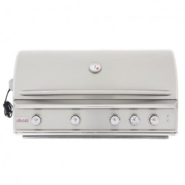 Blaze Professional 44-Inch 4-Burner Built-In Gas Grill With Rear Infrared Burner BLZ-4PRO
