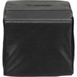 Lynx Carbon Fiber Vinyl Cover For Built-In Single Side Burner CCLSB1
