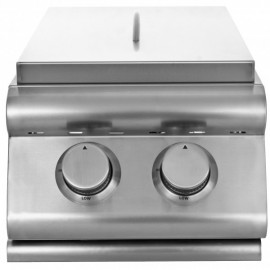 Blaze Built-In Double Side Burner BLZ-SB2R