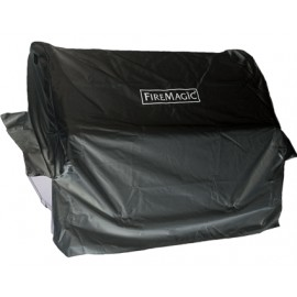 Fire Magic Grill Cover For Aurora A830 Built-In Gas/Charcoal Combo Grill 3649F