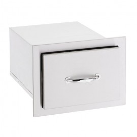 North American 17-Inch Stainless Steel Single Drawer SSDR1-17